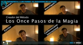 ENTREVISTA JOSÉ LUIS PARISE  EL PARADIGMA DE LAMAGIA