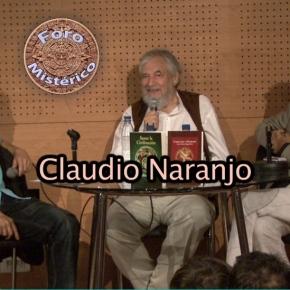 CLAUDIO NARANJO EN EL FOROMISTÉRICO