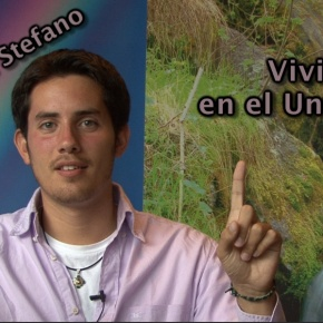 MATIAS DE STEFANO   VIVIR EN ELUNIVERSO