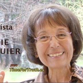 ENTREVISTA ANNIE MARQUIER   2012: ELDESAFÍO