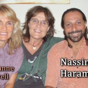 ENTREVISTA con NASSIM HARAMEIN:        El vacío es lo que nos conecta atodos