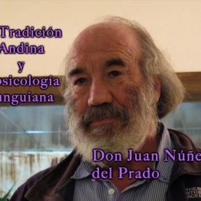 LA TRADICIÓN ANDINA Y LA PSICOLOGÍA JUNGUIANA – Don Juan Núñez delPrado