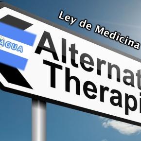 NICARAGUA, un ejemplo a seguir: Ley de MedicinaNatural
