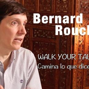 BERNARD ROUCH · Camina lo quedices