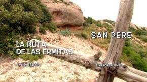 SANT PERE · 2/16 Ruta de las Ermitas enMontserrat