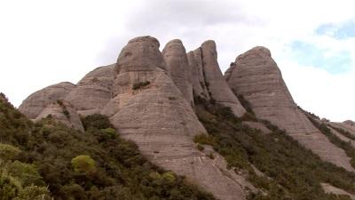 La Magdalena mayor (con la ermita de Sant Jaume) , las Magdalenas pequeñas, la Gorra Marinera y la Gorra Frigia