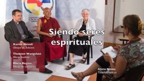 SIENDO SERES ESPIRITUALES