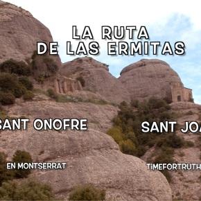 SANT JOAN Y SANT ONOFRE · 5/16 Ruta de las Ermitas enMontserrat