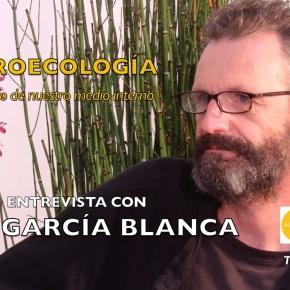 Jesús García Blanca, laMicroecología
