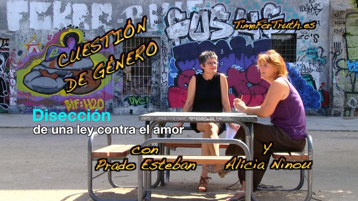 CUESTION DE GÉNERO - Disección de una Ley contra el Amor