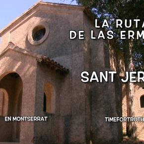 SANT JERONI · 8/16 Ruta de las Ermitas enMontserrat