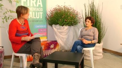 Montserrat Palacin y Alicia Ninou
