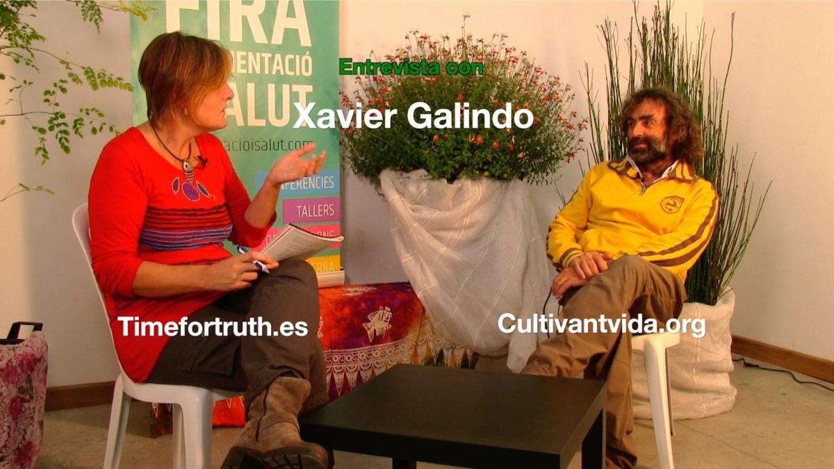 FRENTE A LA MALARIA en África · Entrevista con XAVIER GALINDO