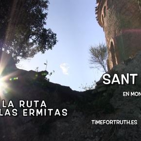 SANT BENET · 12/16 Ruta de las Ermitas enMontserrat