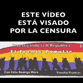 INVESTIGANDO LA SEGUNDA REPÚBLICA 3/4, el FrentePopular
