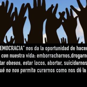 ¿DEMOCRACIA?
