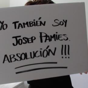JOSEP PÀMIES ABSUELTO