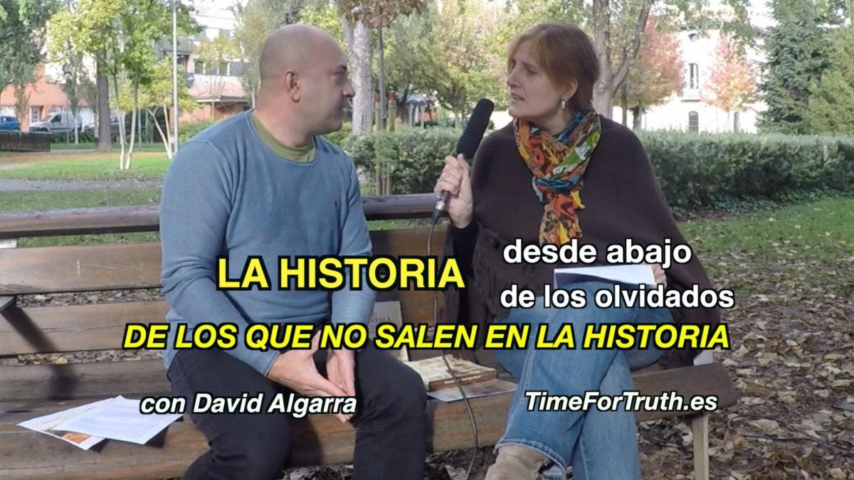 LA  HISTORIA DE LOS QUE NO SALEN EN LA HISTORIA
