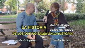 LA  HISTORIA DE LOS QUE NO SALEN EN LAHISTORIA