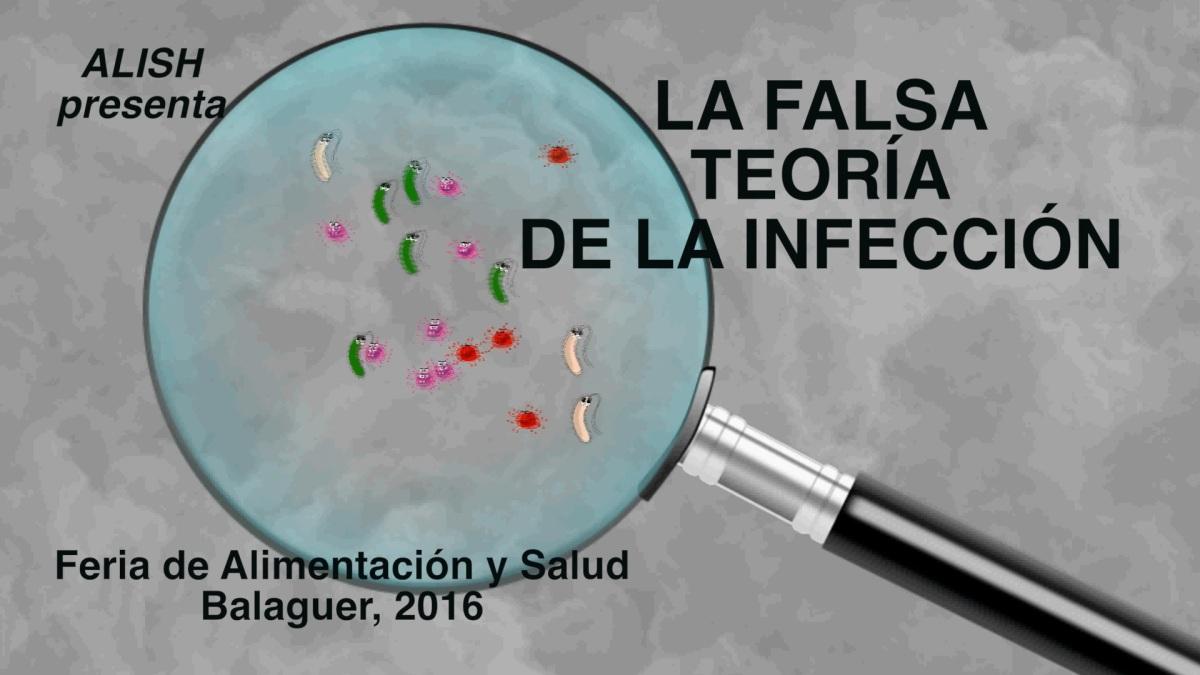 LA FALSA TEORÍA DE LA INFECCIÓN