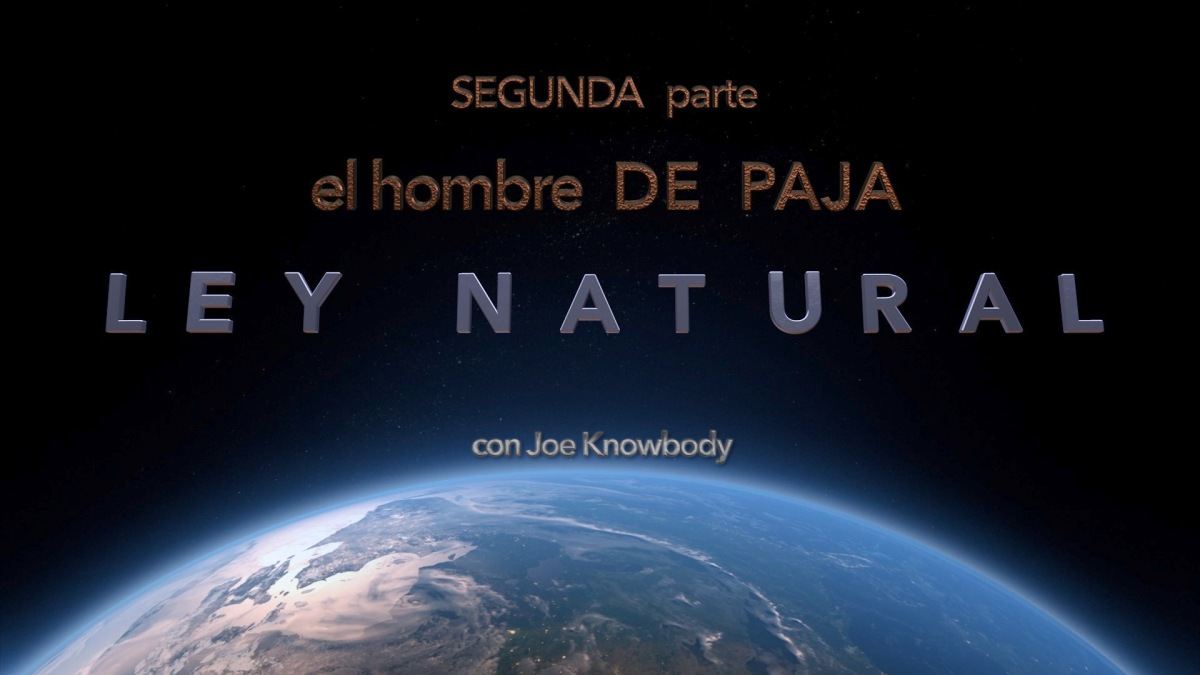 LEY NATURAL - El fraude del nombre legal
