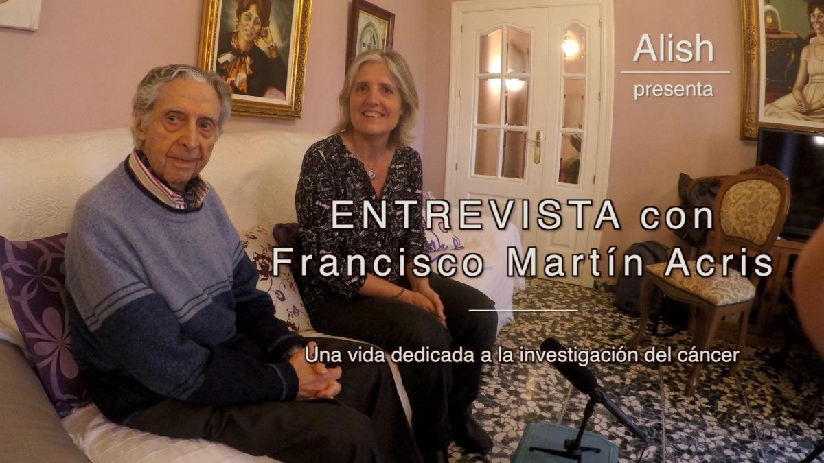 ES EL AMBIENTE... Hablemos de cáncer con Francisco M. Acris