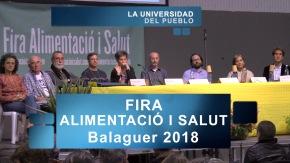 """FERIA """"ALIMENTACIÓN Y SALUD""""2018"""