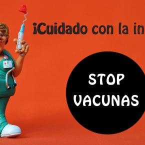 CUIDADO CON LA INYECCIÓN, con la pediatra LuaCatalà