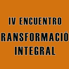 ENCUENTRO TRANSFORMACIÓN  INTEGRAL