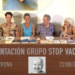 Presentación grupo STOPVACUNAS