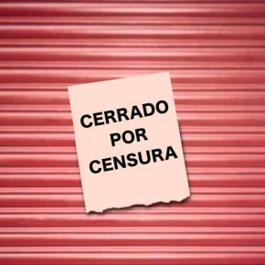 CIERRE POR CENSURA
